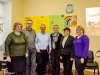 Møde med medarbejdere i Kalupe