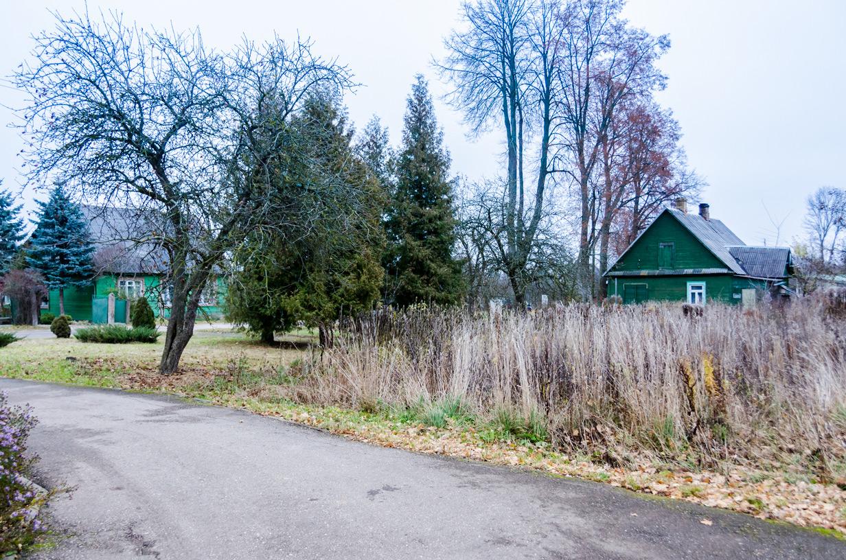 Typisk bebyggelse i landdistrikt