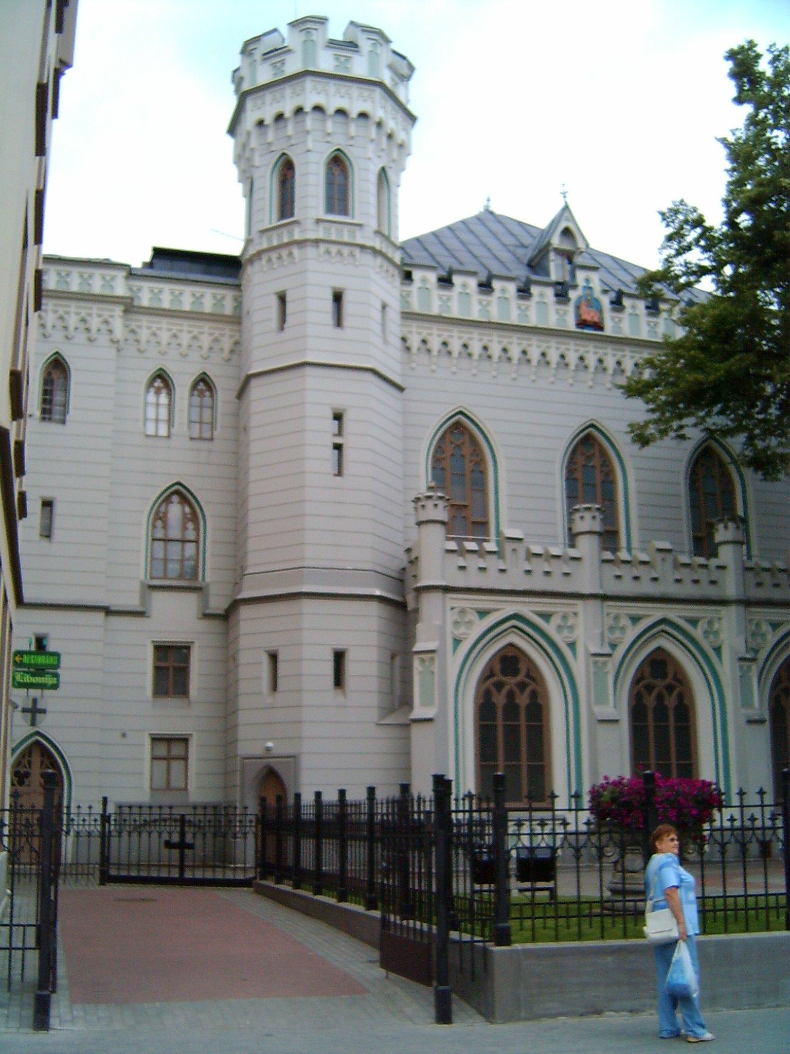 Indtryk fra turen til Letland i 2003, incl. turistbilleder