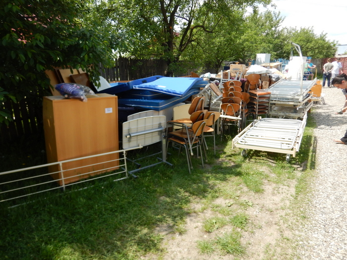 Ledsagerrejse til Rumænien maj 2017 - ting til Robert