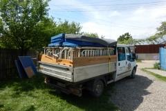 Ledsagerrejse til Rumænien maj 2017 - 6 hospitalssenge ti hospital i Adjud