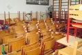 Billeder fra aflæsning ved Cotofanesti skole