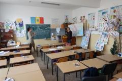 Ledsagerrejse til Rumænien maj 2017 - Skolen i Bilca